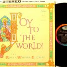 Wagner, Roger Chorale - Joy To The World - Vinyl LP Record - Christmas Classical