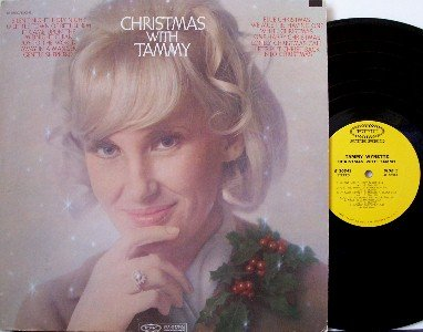 Wynette, Tammy - Christmas With Tammy - Vinyl LP Record - Country