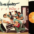 White Heart - Vital Signs - LP Record - Contemporary Christian - Whiteheart