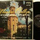 Wheaton College Centennial Album - LP Record - Word - Illinois - Christian Gospel