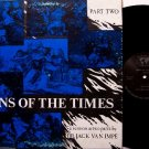 Van Impe, Jack - Signs Of The Times Part Two - Vinyl LP Record - Spoken Word Gospel