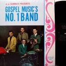 Sumner, J.D. Presents Gospel Music's No. 1 Band - The Stamps - LP Vinyl Record - Christian