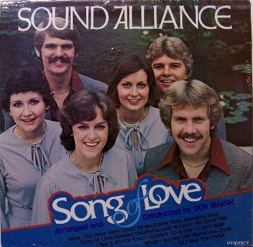 Sound Alliance - Song Of Love - Sealed Vinyl LP Record - Christian Gospel