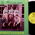 Redemptionaires - Oh What A Saviour - Vinyl LP Record - Southern Gospel