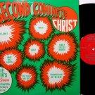 Martin, Eddie - The Second Coming Of Christ - Vinyl LP Record - Spoken Word CHristian Gospel