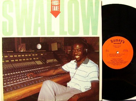 Shallow - First Take - Vinyl LP Record - Raggae Ska Electronic Calypso Dance