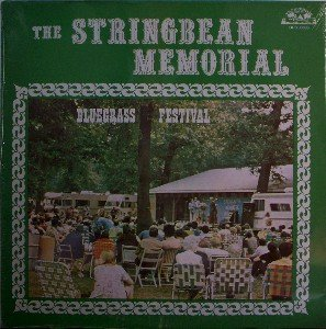 Stringbean Memorial Bluegrass Festival - Sealed LP Record - String Bean - Country