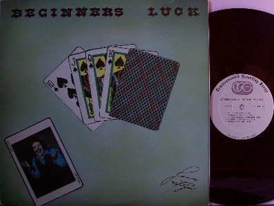 Rogers, James - Beginners Luck - Vinyl LP Record - Private Label - Tennessee Country