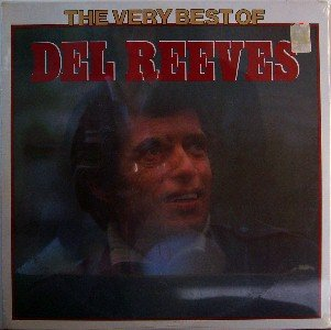 Reeves, Del - The Very Best Of Del Reeves - Sealed Vinyl LP Record - Country