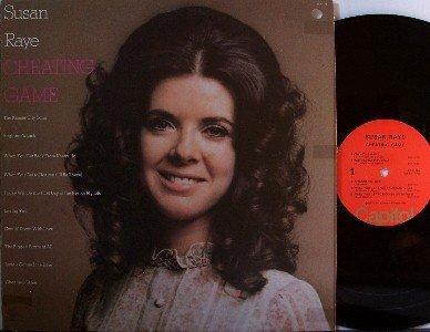Raye, Susan - Cheating Game - Vinyl LP Record - Buck Owens - Country