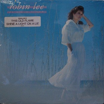 Lee, Robin - This Old Flame - Sealed Vinyl LP Record - 1988- Country