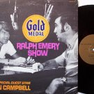 Campbell, Glen - Vinyl LP Record - Ralph Emery Promo Only Radio Show - Gold Medal Flour - Country