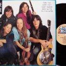 Blue Rose - Vinyl LP Record - Sugar Hill Label - Bluegrass