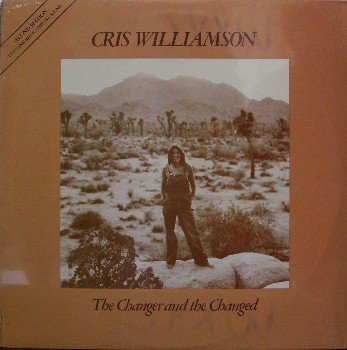 Williamson, Cris - The Changer & The Changed - Sealed Vinyl LP Record - Olivia Label - Folk