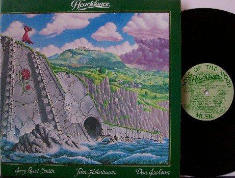 Smith, Jerry Read / Tom Fellenbaum / Don Jackson - Heartdance - Vinyl LP Record - Folk