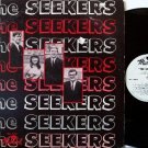 Seekers, The - First Album -Vinyl LP Record - Mono - DJ Copy - Folk
