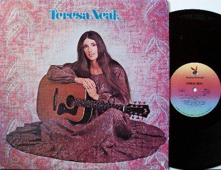 Neal, Teresa - Vinyl LP Record - Playboy Label - Country Folk