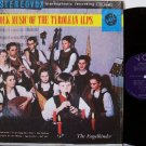 Engelkinder, The - Folk Music Of The Tyrolean Alps - Vinyl LP Record - Vox Label