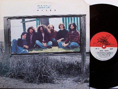 Barde - Images - Vinyl LP Record - Flying Fish Label - Unusual Canadian Folk Music