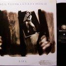 Young, Neil & Crazy Horse - Life - Vinyl LP Record - Promo - Rock