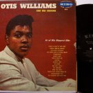 Williams, Otis & His Charms - This Is - Vinyl LP Record - Original Mono 1st Pressing- R&B Soul Rock