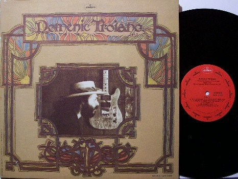 Troiano, Domenic - Vinyl LP Record - Bush, Guess Who, James Gang, Ronnie Hawkins - Rock