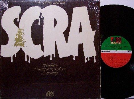 Southern Contemporary Rock Assembly / SCRA - The Ship Album - Vinyl LP Record - Rock