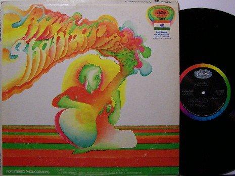 Shankar, Ravi - Six Ragas - Vinyl LP Record - India Sitar - 6 - World