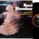 Shankar, Ravi - Three Ragas - Vinyl LP Record - India Sitar - 3 - World