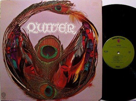 Quiver - Vinyl LP Record - 1971 Hippie Rock