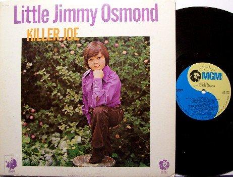 Osmond, Little Jimmy - Killer Joe - Vinyl LP Record - Pop Rock