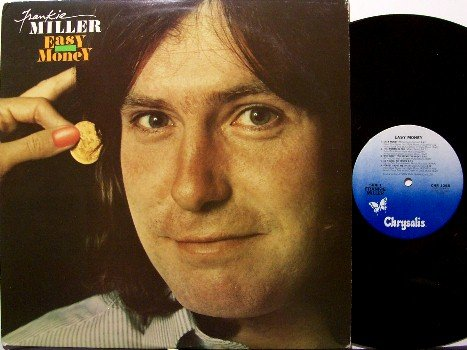 Miller, Frankie - Easy Money - Vinyl LP Record - Rock