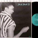 McCalla, Deidre - Don't Doubt It - Vinyl LP Record - Olivia Label - Rock