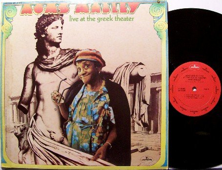 Mabley, Moms - Live At The Greek Theater - Hide The Whiskey - Vinyl LP Record - R&B