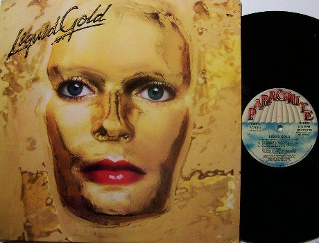 Liquid Gold - Vinyl LP Record - Promo - 1979 - R&B Disco
