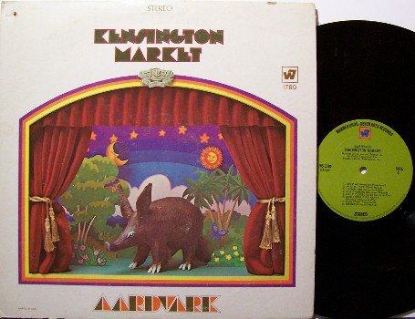 Kensington Market - Aardvark - Vinyl LP Record - Rock