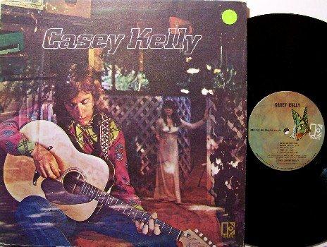 Kelly, Casey - Self Titled - Vinyl LP Record - Rock