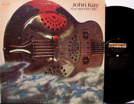 Steppenwolf / John Kay - My Sportin' Life - Vinyl LP Record - Steppenwolf - Rock