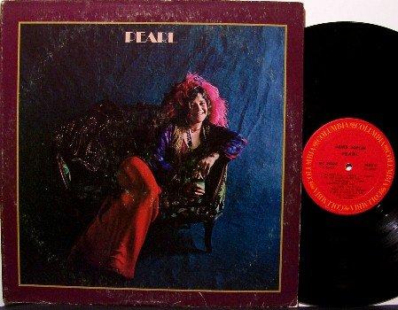 Joplin, Janis - Pearl - Vinyl LP Record - Rock