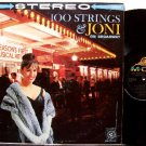 James, Joni - 100 Strings & Joni On Broadway - Vinyl LP Record