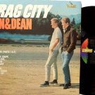 Jan & Dean- Drag City - Vinyl LP Record - Rock