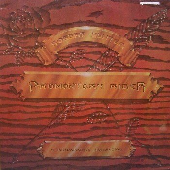 Hunter, Robert - Promontory Rider - Sealed Vinyl LP Record- The Grateful Dead - Rock