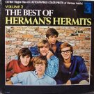 Herman's Hermits - The Best Of Volume 2 - Sealed Vinyl LP Record + Photo - Rock
