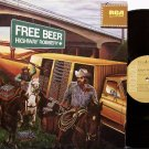 Free Beer - Highway Robbery - Vinyl LP Record - Country Rock
