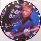 "Edmunds, Dave - 12"" Vinyl LP Promo Only Picture Disc - 1983 - Rock"