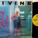 "Divine - Hey You - Vinyl 12"" LP Single - Rock"