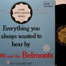 Dion & The Belmonts - Everything You Always Wanted To Hear - Vinyl LP Record - Rock