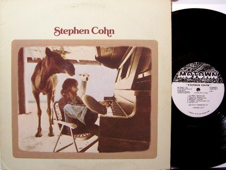 Cohn, Stephen - Vinyl LP Record - White Label Promo - Rock