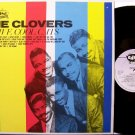 Clovers, The - Five Cool Cats - Vinyl LP Record - Original Atlantic Recordings - UK - R&B Soul