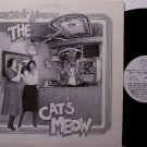 Cat's Meow - Ain't You The Cat's Meow- Vinyl LP Record - Sally Townes - Folk Rock